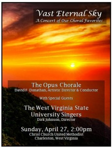 Opus Spring 2014 DIgital Poster